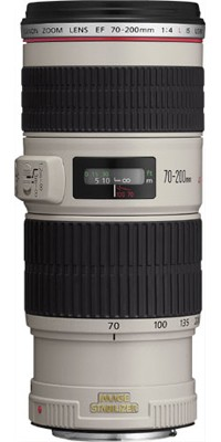 Canon EF 70-200mm f/4L IS USM [1258B005AA]