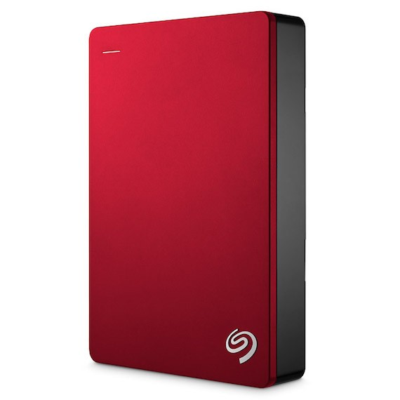 Seagate Backup Plus Portable 4TB červený [STDR4000902]