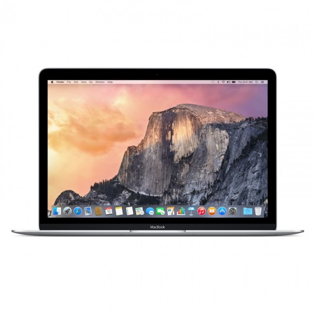 "Apple MacBook 12"" Silver (MNYH2ZE/A)"
