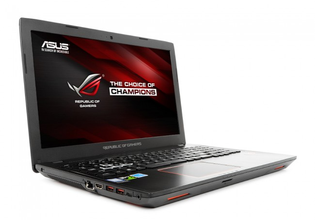 ASUS ROG Strix GL553VE-FY022T