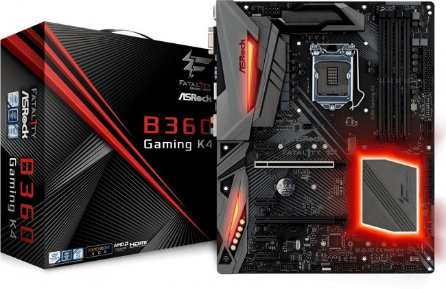 ASRock B360 GAMING K43137CZKout of stockK24 CZhttps://www.k24.cz/product/476882/ASRock_B360_GAMING_K4.html.http://static-google.komputronik.pl/product-picture/6/PLB360GAK4-1.jpgASRockNotebooky, PC > PC komponenty > Základní desky