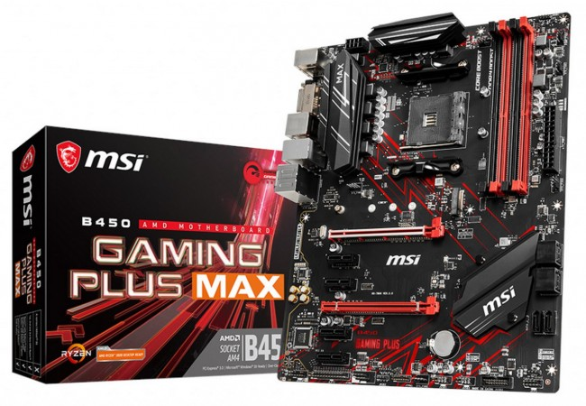 MSI B450 GAMING PLUS MAX2643CZKout of stockK24 CZhttps://www.k24.cz/product/651414/MSI_B450_GAMING_PLUS_MAX.html.http://static-google.komputronik.pl/product-picture/6/PLB450GPPLUMAX-1.jpgMSINotebooky, PC > PC komponenty > Základní desky