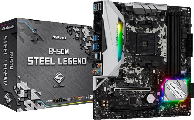 ASRock B450M STEEL LEGEND2345CZKin stockK24 CZhttps://www.k24.cz/product/648754/ASRock_B450M_STEEL_LEGEND.html.http://static-google.komputronik.pl/product-picture/6/PLFB450MSL-1.jpgASRockNotebooky, PC > PC komponenty > Základní desky