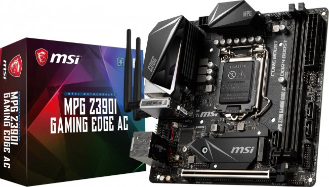 MSI MPG Z390I GAMING EDGE AC4646CZKout of stockK24 CZhttps://www.k24.cz/product/554280/MSI_MPG_Z390I_GAMING_EDGE_AC.html.http://static-google.komputronik.pl/product-picture/6/PLMPGZ390IGAMEDAC-1.jpgMSINotebooky, PC > PC komponenty > Základní desky