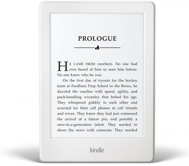 Kindle All-New Paperwhite 3 White