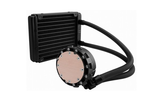 Corsair Hydro Series H55 Quiet CPU Cooler [CW-9060010-WW]