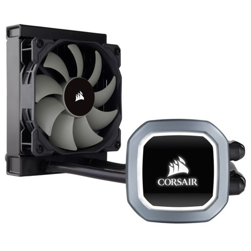 Corsair Hydro Series H60 (2018) Liquid CPU Cooler [CW-9060036-WW]